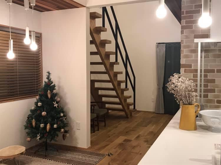 本牧モデルハウスのクリスマス